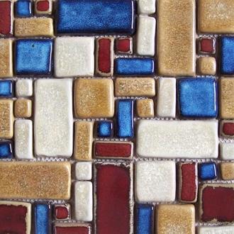 Gạch Mosaic Gốm PR - 1045 30x30