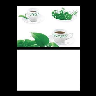 Gạch Ốp Bộ tách trà 30x45