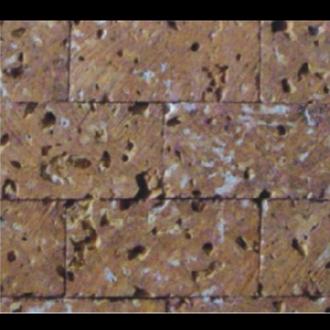 Đá Trang Trí D117-118 Đá ong đỏ 10x20