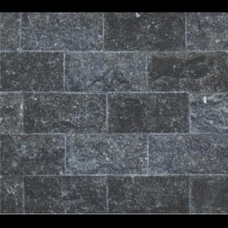 Đá Trang Trí D19-2 Bóc đen muối 10x20