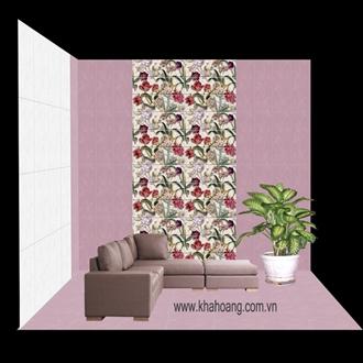(20X60)DESIRREE MALVA-GARDEN FLOWER-1