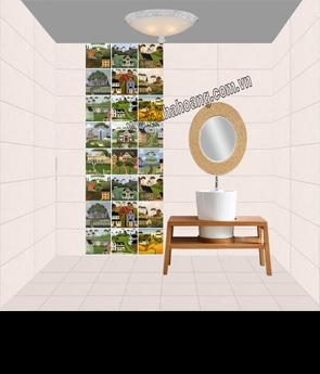 Gạch Ấn Độ NATURAL HOUSE