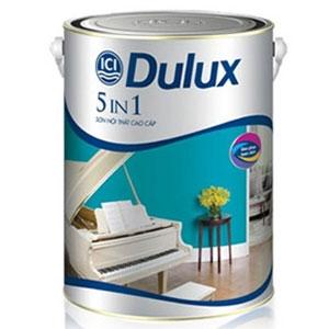 Sơn Nội Thất Dulux 5in1